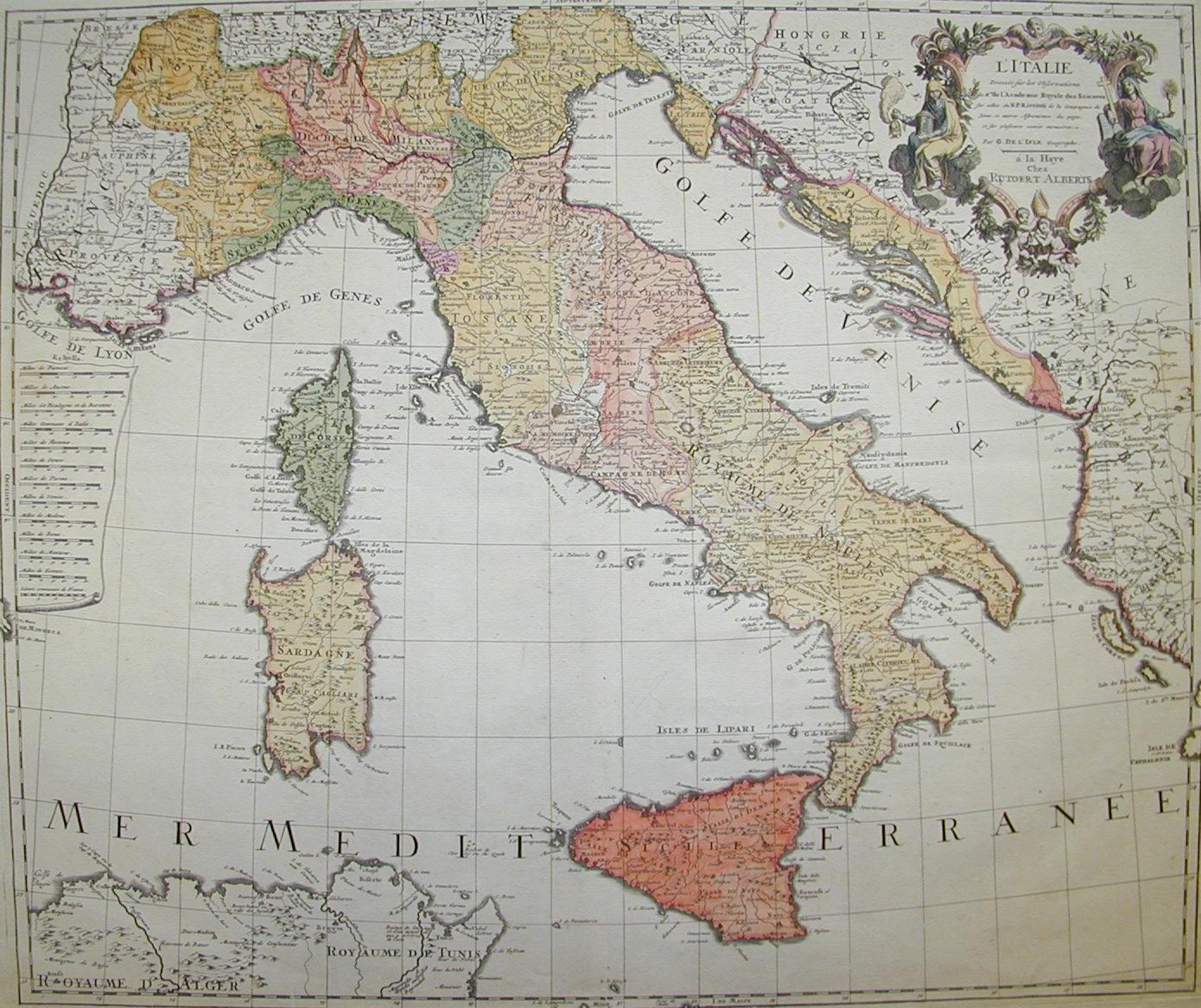 Carte geografiche antiche