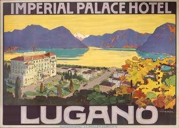 Imperial Palace Hotel Lugano