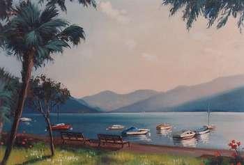 Ascona il lago