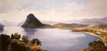 Il golfo di Lugano