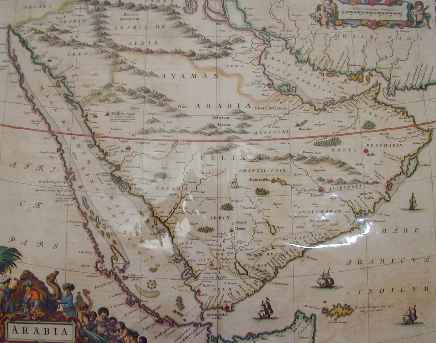 Arabia 1600