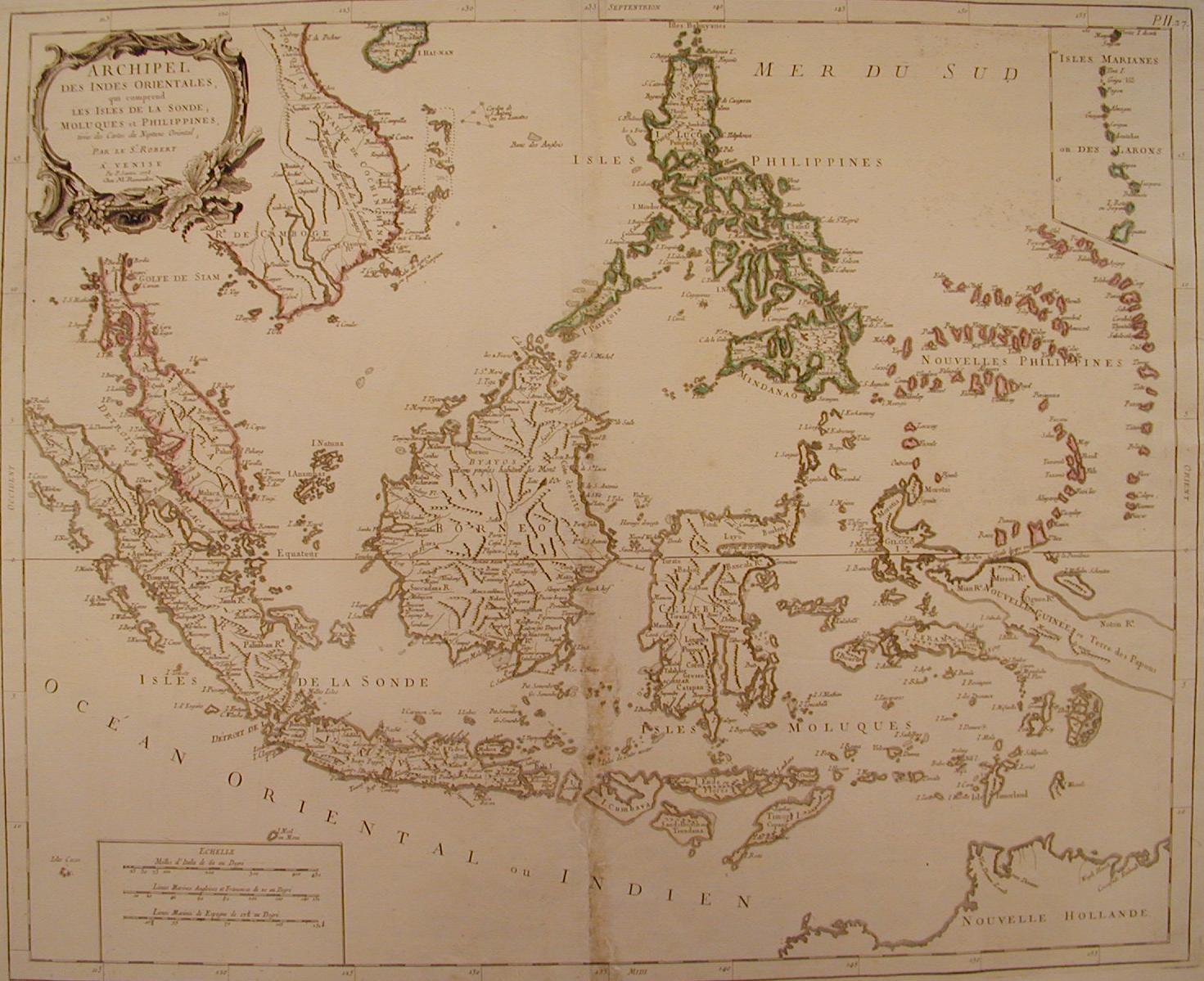 Arcipelago delle Indie Orientali 1778