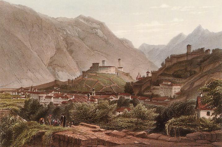 Bellinzona 1850