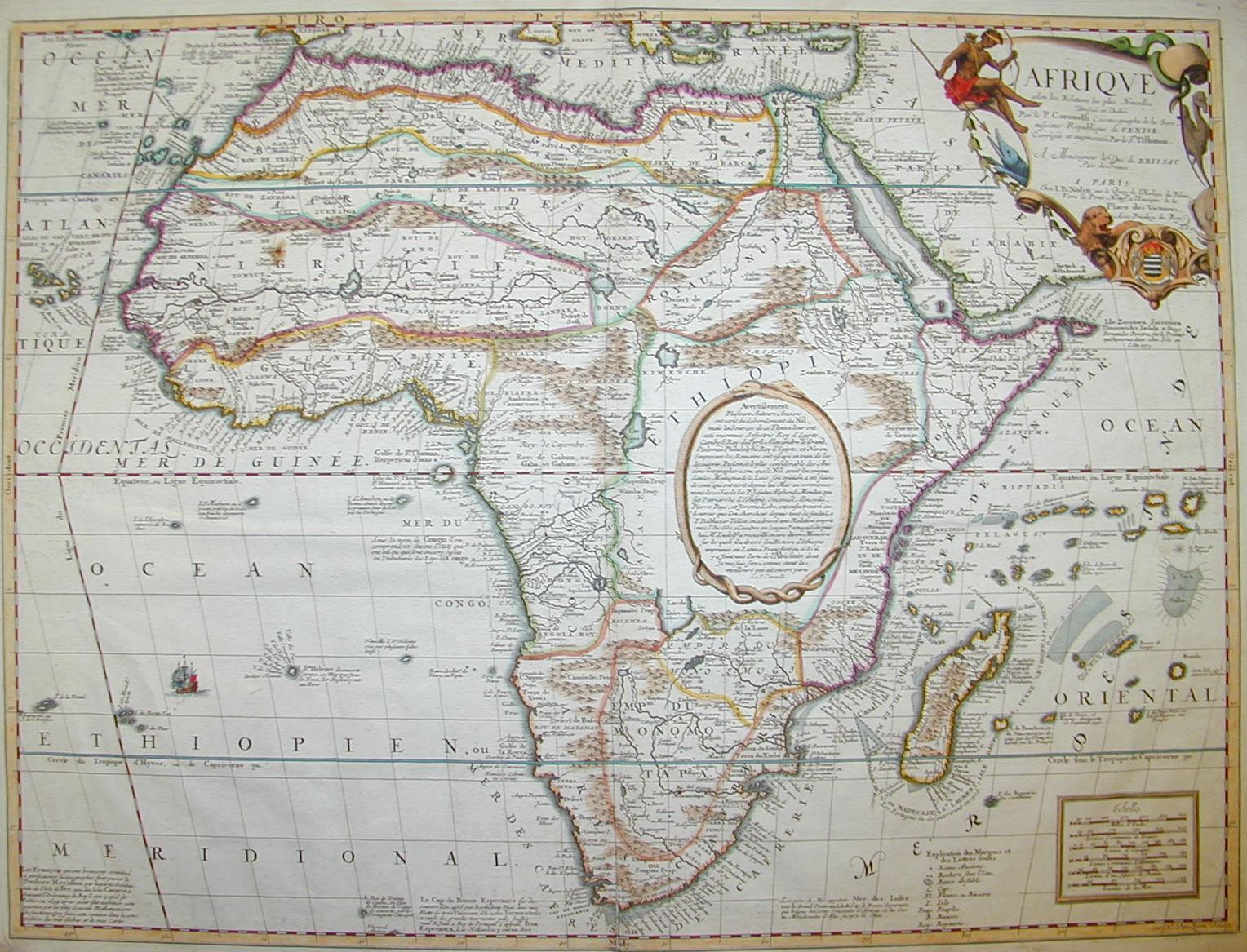 Africa 1689