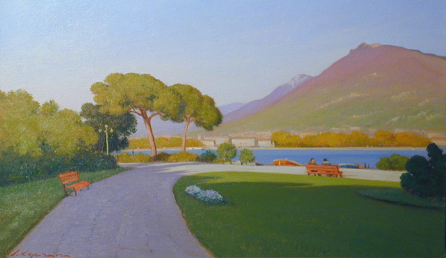 Pomeriggio sul lago a Lugano