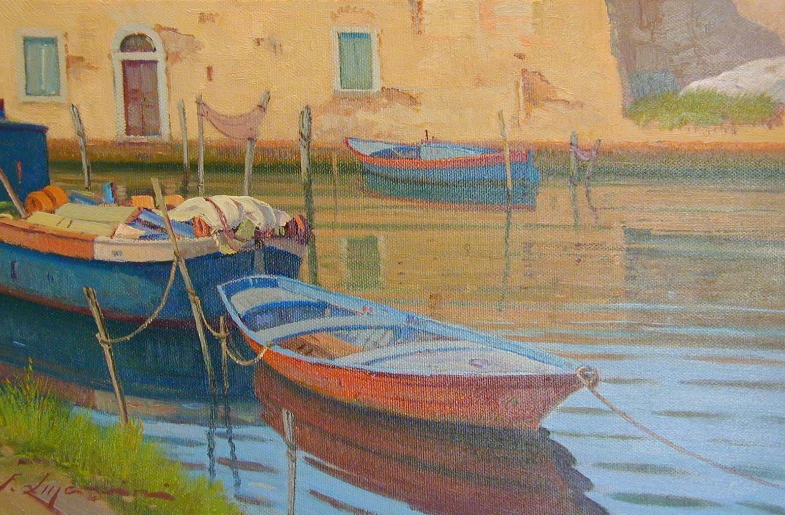 Vecchie barche