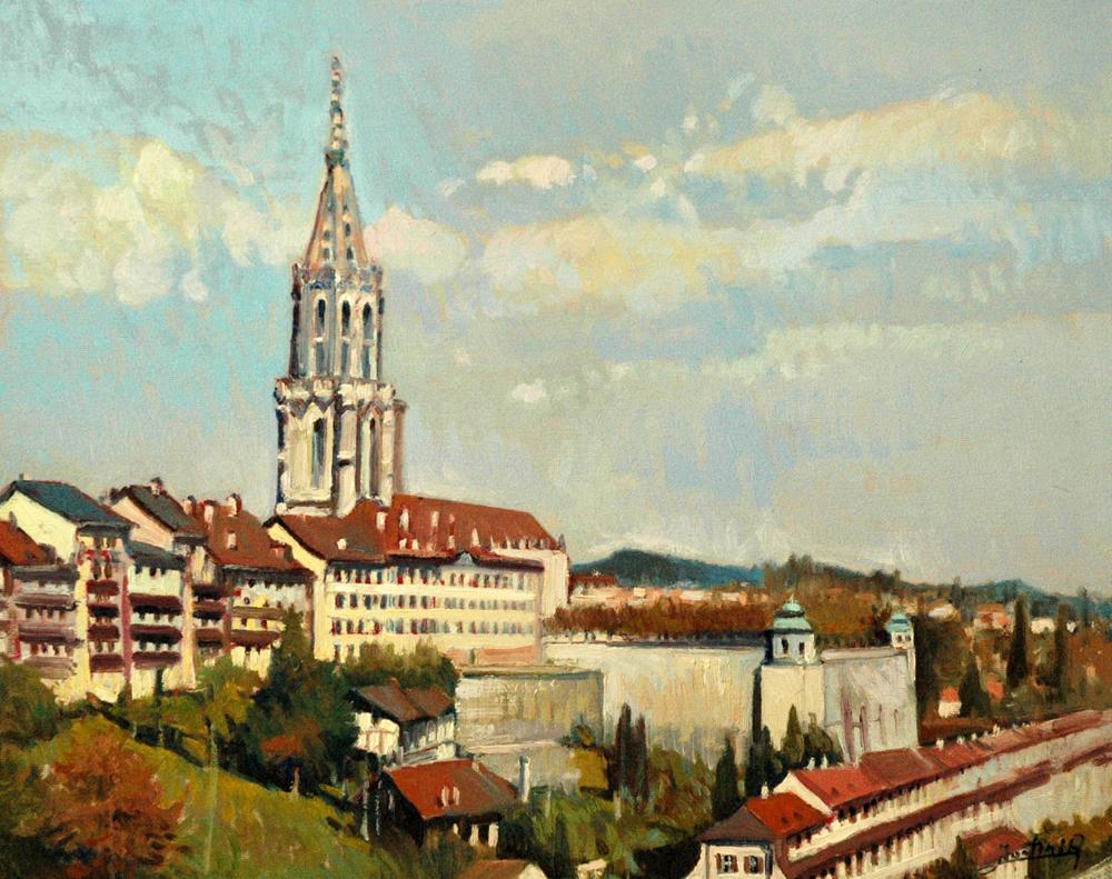 Cattedrale di Berna