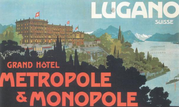 Hotel Metropole 1915