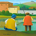 Pescotori a Bellariva