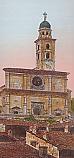Cattedrale di San Lorenzo a Lugano 1885