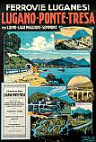 Ferrovia Lugano - Ponte Tresa 1912