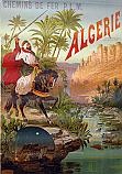 Chemin de fer - Algerie