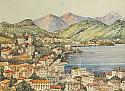 Veduta di Lugano