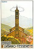 Ferrovia Lugano-Tesserete 1915