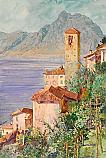 La chiesa di Gandria
