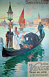 Chemin de fer de l'est Paris-Venice