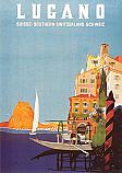 Gandria Lugano 1952