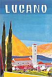 Castagnola Lugano 1953