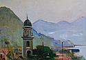 Panorama di Lugano dalla stazione