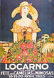 Locarno Festa delle Camelie 1925